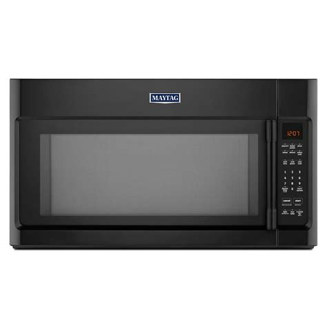 maytag 30 in w 2 0 cu ft the range microwave in