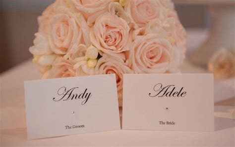 how to make wedding place setting cards wedding place cards stationery sussex surrey kent