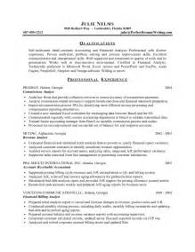 Profile Exle On Resume by Cover Letter Free Sles Customer Service