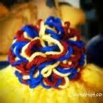 how to use doodle loom pom pom maker pom pom scarf on a loom loomahat