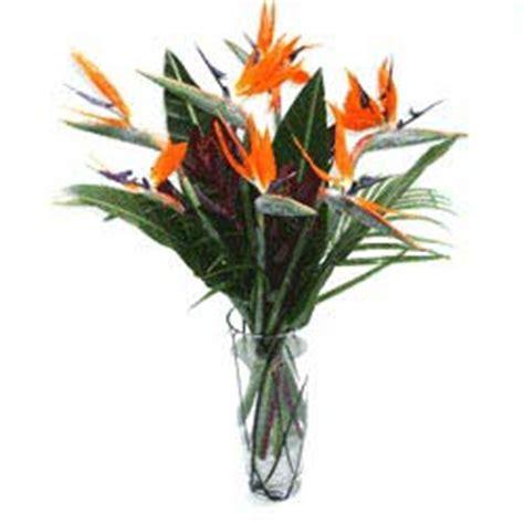 Bird Of Paradise Flower Arrangement Vase by Flower Arrangement Bird Of Paradise Vase From 163 30 00