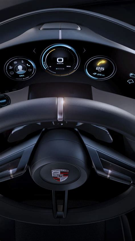 porsche electric interior wallpaper porsche mission e electric cars supercar 800v