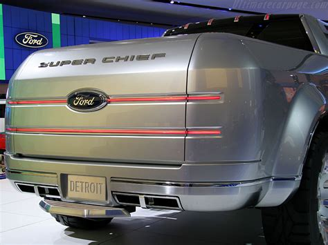 ford supercar concept 2013 ford super chief price