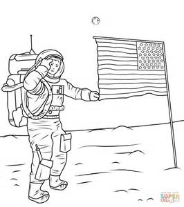 printable images of neil armstrong neil armstrong coloring page page 3 pics about space