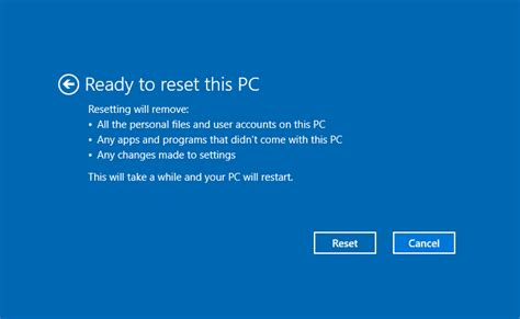 resetting windows display default reset pc windows 10 this option how to reset windows 10 pc