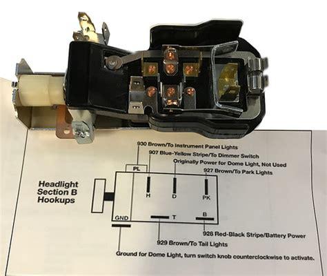 1957 chevy headlight wiring diagram wiring diagram manual