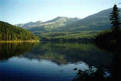 C Seely Cabins by Seeley Lake Montana I Montana