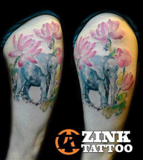 watercolor elephant tattoo pin by elizabeth baird on tattoos pinterest