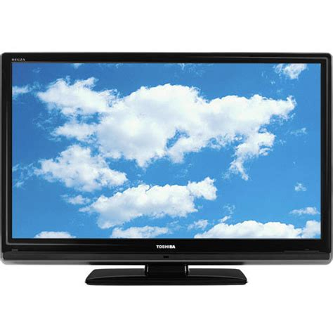 Tv Toshiba Seri 32p1400 toshiba 46rv530u 1080p hd lcd tv 46 quot 46rv530u b h
