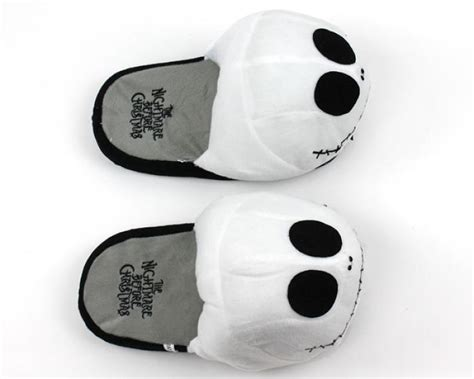 skellington slippers skellington slippers nightmare before