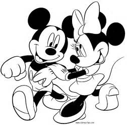 mickey mouse coloring pages pdf mickey mouse and minnie coloring pages high quality