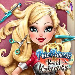 real haircut games tinkerbell play pure princess real haircuts