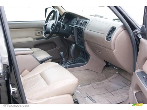 4runner Interior Dimensions by Toyota 4runner Specs Autos Post