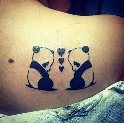 love tattoos tattoo ink and pandas on pinterest