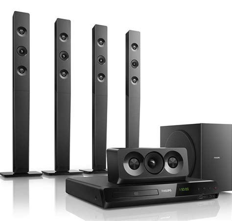 philips htd5580 5 1 ch dvd home theatre price buy philips