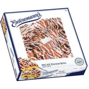 entenmann s pecan danish ring 15 oz bakery amp bread walmart com