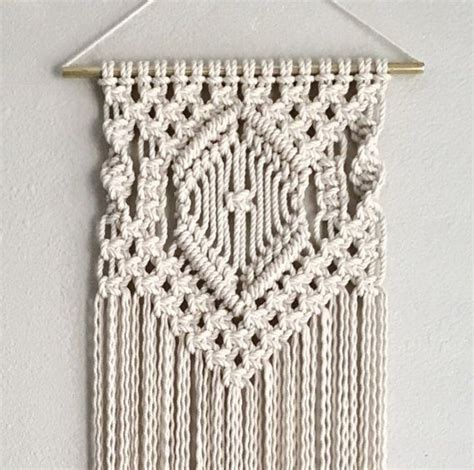 Macrame Wall Hanging Pattern - best 25 macrame wall hanging patterns ideas on