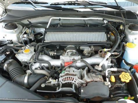 subaru engine turbo 2006 subaru baja turbo 2 5 liter turbocharged dohc 16v vvt