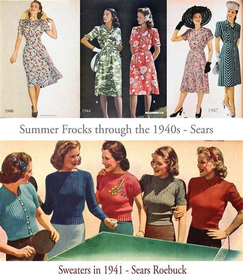1940s Glam Made Modern Everyday by 1940s Fashion Wardrobe Plan Dress Accurately Glamourdaze