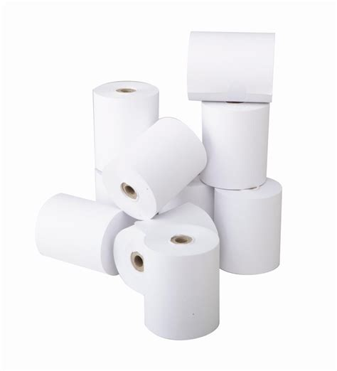 How To Make Thermal Paper - 57x40mm machine till credit card pdq thermal paper rolls