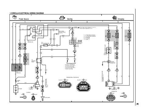 toyota corolla alternator schematic diagram toyota free
