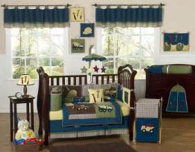 Crib Bedding Design Tool Luxury Unique Designer Blue Construction Baby Boy Crib