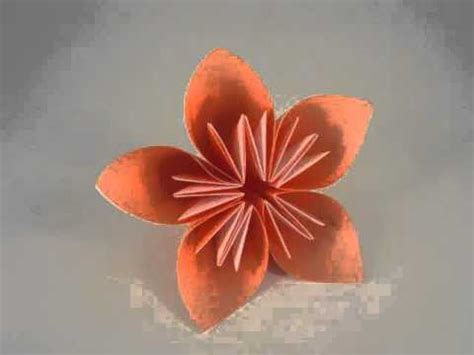 Types Of Origami Flowers - origami flowers