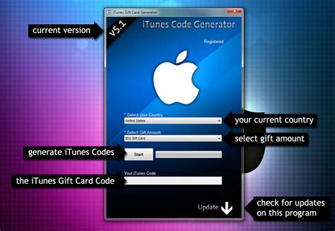 Free Itunes Gift Card Codes No Download No Surveys - itunes gift card generator 2012 get free new itunes gift