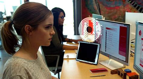 the circle the circle review not disturbing enough for us to