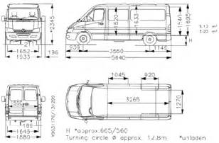 Mercedes Sprinter Height Mercedes Sprinter Dimensions Stealth