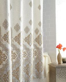 charisma shower curtain charisma quot marrakesh quot shower curtain
