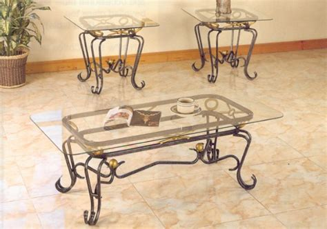 Wrought Iron Coffee Table Set Coffee Table Glass And Rod Iron Coffee Tables Wrought Iron Glass Coffee Table Inspiration