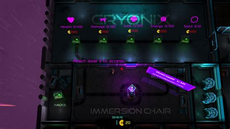 Immersion Room by Neon Chrome Windows 10 Impressions Bunny Gamer
