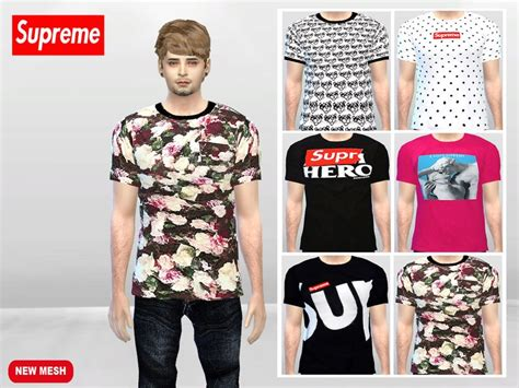 sims 4 cc male geek shirts large supreme t shirts request the sims 4 catalog