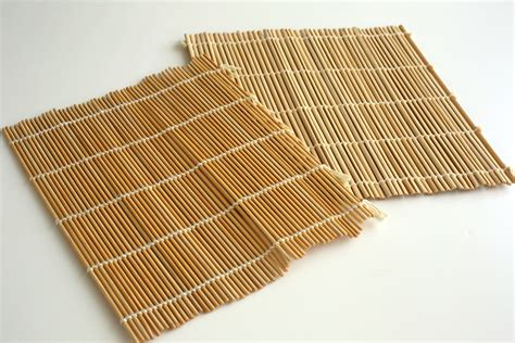 korean cooking kitchenware bamboo mat maangchi