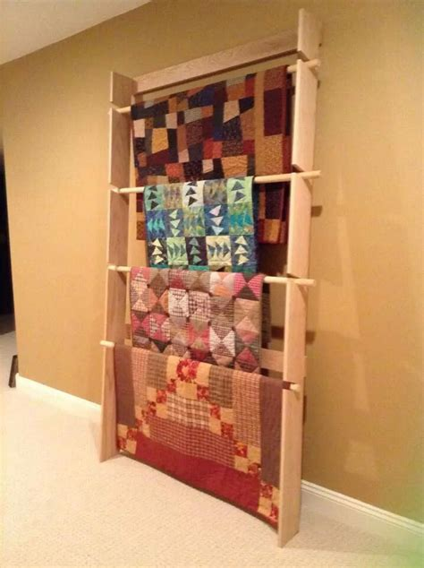 Quilt Rack Display by 17 Best Images About Quilt Items On Quilt