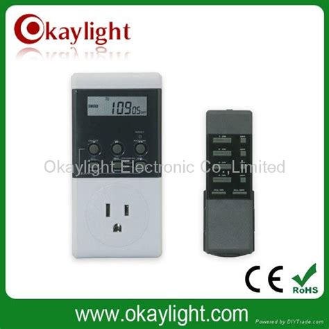 Okaylight Remote Switch lcd timer switch remote switches rct100 tr430 okaylight china manufacturer other