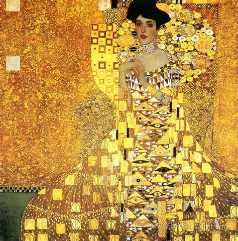 kommode gustav klimt portrait of adele bloch bauer i 1907 gustav klimt