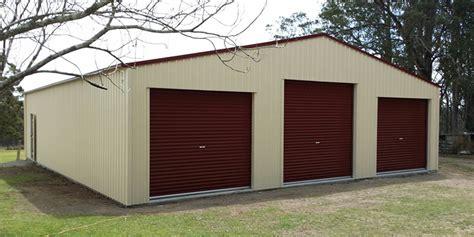 Garage Shelving Toowoomba Aussie Barns American Barns Toowoomba Sheds N Homes
