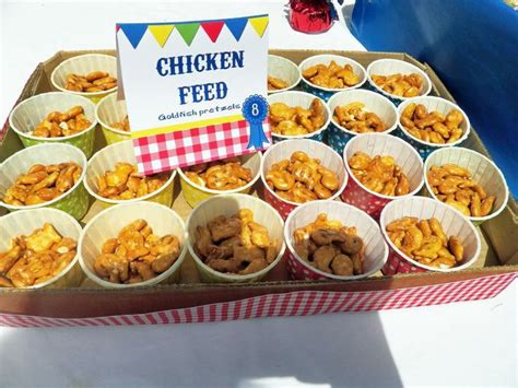 country fair snacks party ideas pinterest country chex mix and food ideas