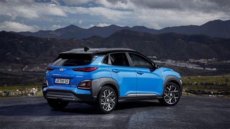 hyundai kona hybrid announced  europe  confirmed