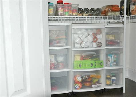 Plastic Pantry by Project Pantry Organization