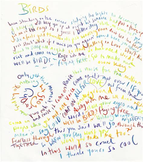 coldplay birds lyrics pin coldplay lyric quotes image search results on pinterest