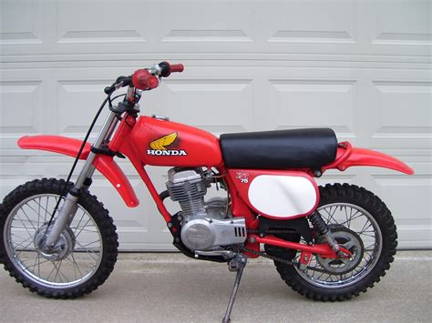 classic honda honda xr75 classic motorbikes