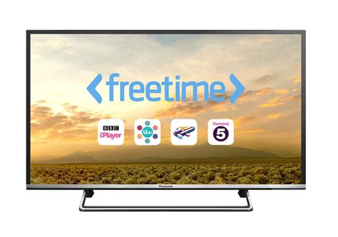 Smart Tv Panasonic 40 panasonic tx 40ds500b 40 inch smart hd led tv built in freeview hd freetime ebay