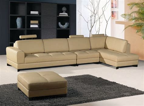 Exclusive Leather Curved Corner Sofa Modern Sectional Curved Corner Sofa