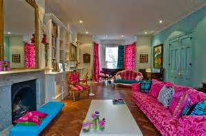 colorful interiors pink inc design inspiration tiffany blue and pink