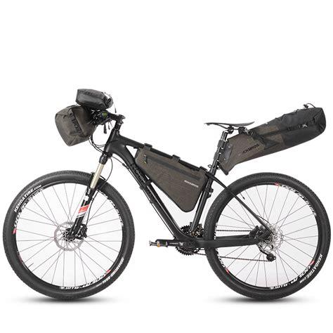 Tas Sepeda Waterproof rockbros tas sepeda segitiga 600d waterproof 5l