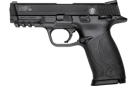 smith wesson m p22 22 lr rimfire pistol with tactical