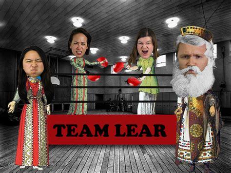 king lear themes shmoop king lear